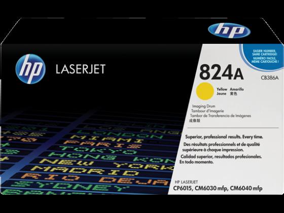 HP LaserJet 824A Yellow Image Drum CB386A