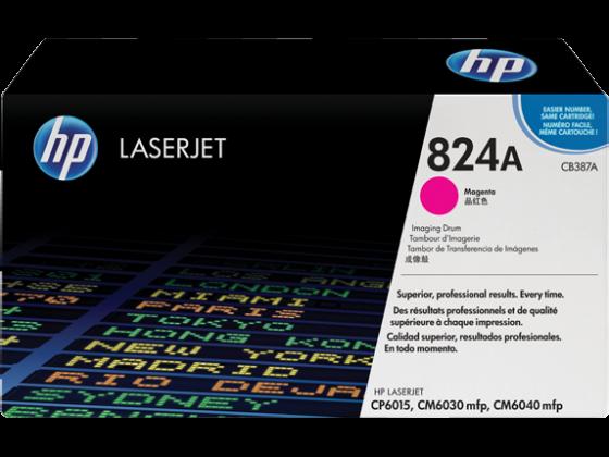 HP LaserJet 824A Magenta Image Drum CB387A