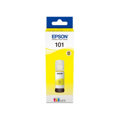 Epson Ink 101 EcoTank Yellow