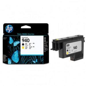 HP Original 940 Black & Yellow Officejet Printhead