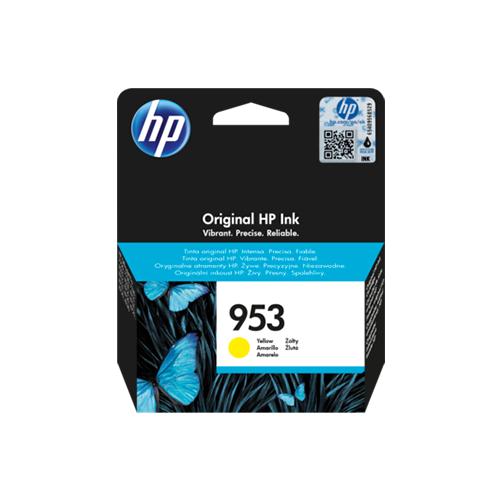 HP 953 Yellow Ink Cartridge F6U14AE