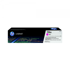 HP 126A Magenta LaserJet Toner Cartridge CE313A