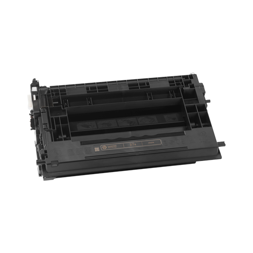 HP 37A Black Original LaserJet Toner Cartridge CF237A