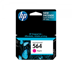 HP 564 Magenta Ink Cartridge CB319WN