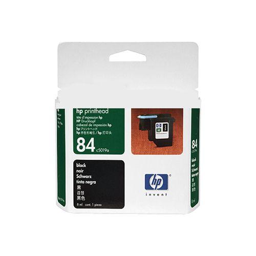 HP 84 Black DesignJet Printhead C5019A
