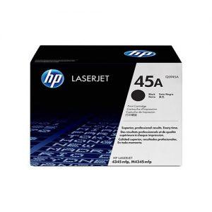 HP LaserJet 45A Original Black Toner Cartridge Q5945A