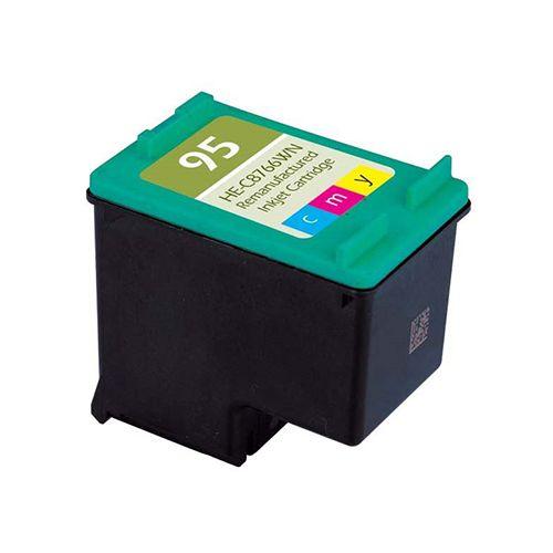 HP Original 95 Tri-Color Ink Cartridge C8766WN