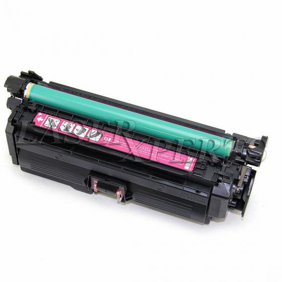 HP Original LaserJet 646A Magenta Toner Cartridge-CF033A