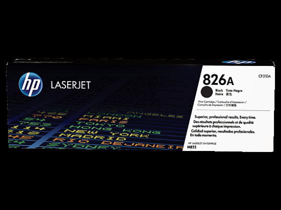HP Original LaserJet 826A Toner Cartridge Black-CF310A