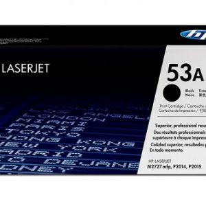 HP LaserJet 53A Original Black Toner Cartridge Q7553A