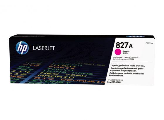 HP LaserJet 827A Original Magenta Toner Cartridge CF303A