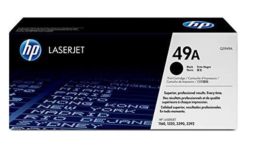 HP LaserJet 49A Original Black Toner Cartridge Q5949A
