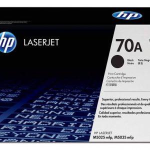HP LaserJet 70A Original Black Toner Cartridge Q7570A