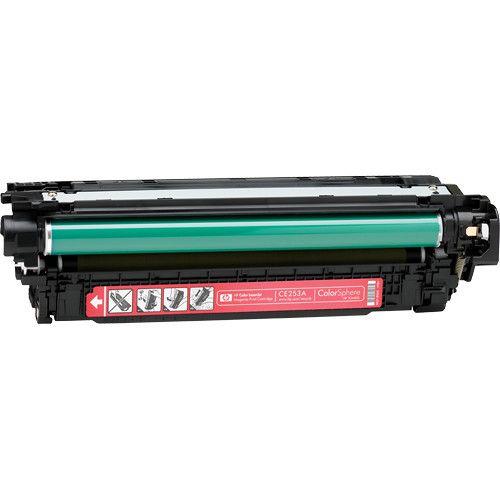 HPLaserJet 504A Original Magenta Toner Cartridge CE253A