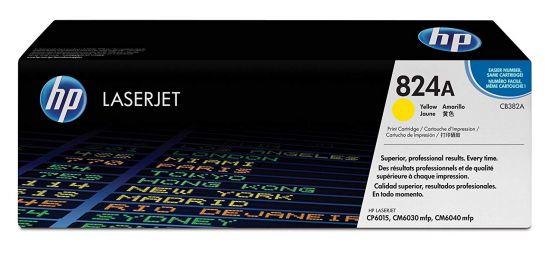HP LaserJet 824A Yellow Toner Cartridge CB382A