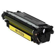 HP LaserJet 654A Yellow Toner Cartridge CF332A