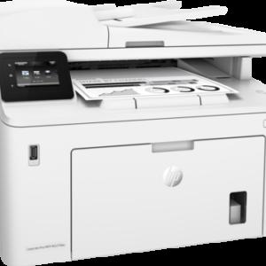 HP Color LaserJet Pro m227fdw, All in One, Wireless, Fax