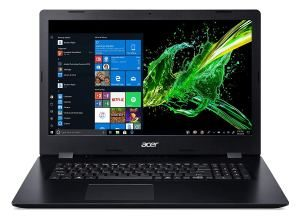 Acer Aspire 3, Intel core i5,  10th gen, 1tb hard drive,  8gb RAM, 2gb Nvidia  Geforce  graphics (MX250), Webcam,  Bluetooth, Wlan,  No optical drive,  17.3 inches,  Windows 10 Home