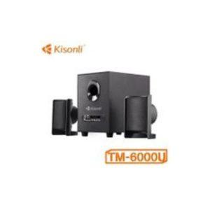 Kisoonli Multimedia TM-6000U UBS 2.1 BT Speaker