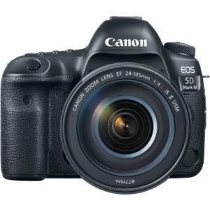 Canon EOS 5D Mark IV Kit 24-105