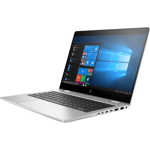 "HP ELITEBOOK X360 830 G6 (7MS75UT): 8Th Gen Intel Corei7, 1.8GHz, 512GB SSD, 16GB RAM, Intel UHD Graphics 620, Webcam, Wlan, Bluetooth, Convertible, Backlit Keyboard, Finger Print, 13.3"" FHD IPS Touchscreen, Windows 10 Pro"