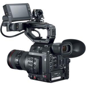 Canon Video Camera C200 Body (4K Video)