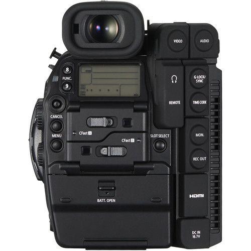 Canon Video Camera C300 Mark II (4K Video)