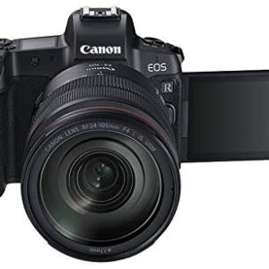 Canon EOS R Kit 24/105 + Adapter