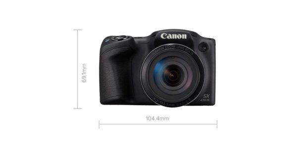 Canon Power Shot SX430IS