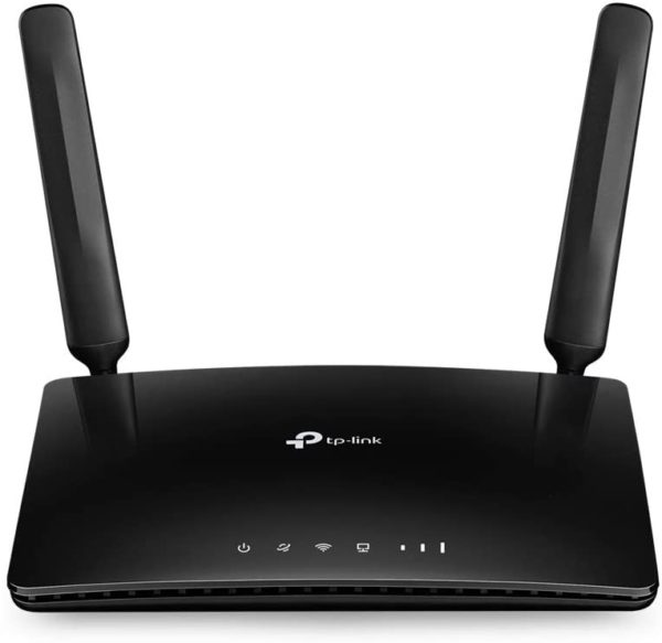 TP-Link Wireless N 4G LTE Router With TL-MR6400 SIM CARD