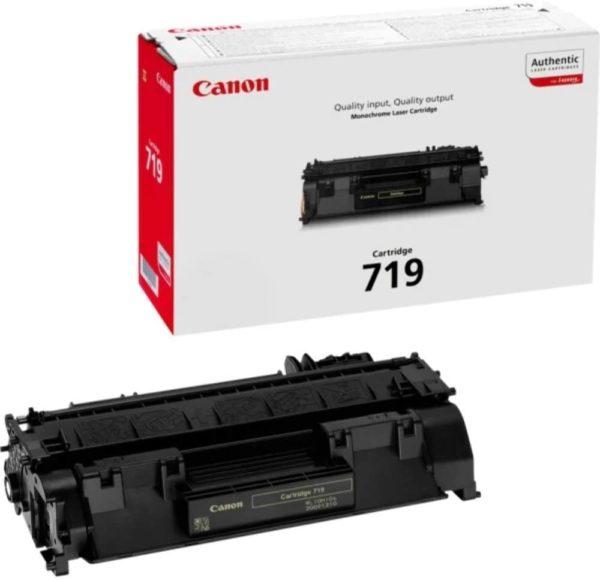 Canon Toner 719 Black
