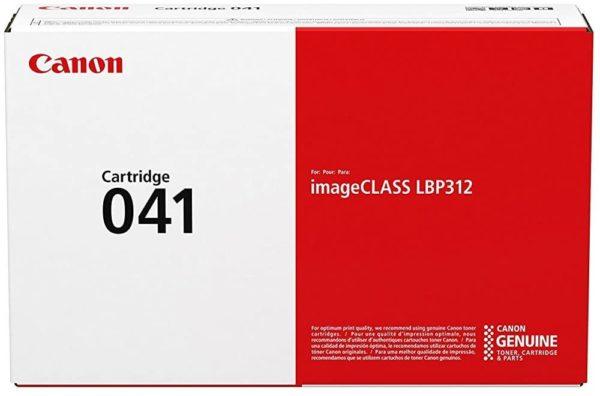 Canon Genuine Toner, Cartridge 041 Black (0452C001)
