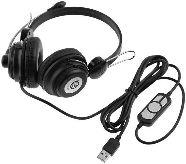 TC-Q4 USB HeadPhone
