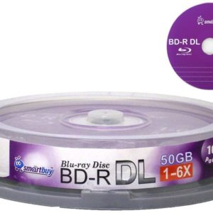 BLURAY DISK 50GB PACK OF 10