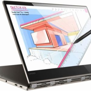 Lenovo yoga 920-13IKB, Intel core i7, 8th gen, 256gb SSD,  8gb Memory,  Webcam,  Bluetooth,  Wlan, Touch screen,  Fingerprint, Active pen, 13.9 inches,  Windows 10