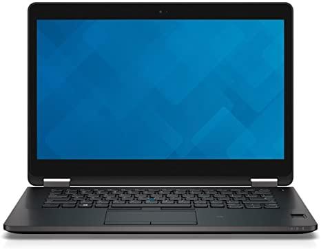 Dell Latitude E7470, Intel Core i5, 2.5 GHz, 256SSD, 8GB, Webcam, Bluetooth, Wlan, Touch screen, Fingerprint, Backlit keyboard, 14.0 inches,  Windows 10 Pro