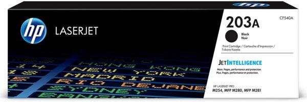 HP 203A Black Original LaserJet Toner Cartridges