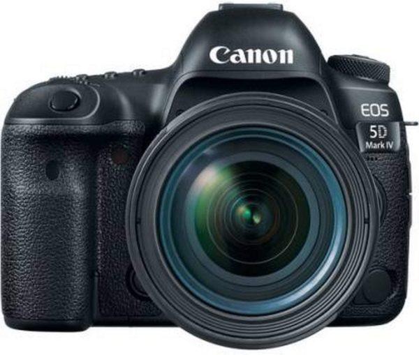 Canon EOS 5D Mark IV Kit 24-70