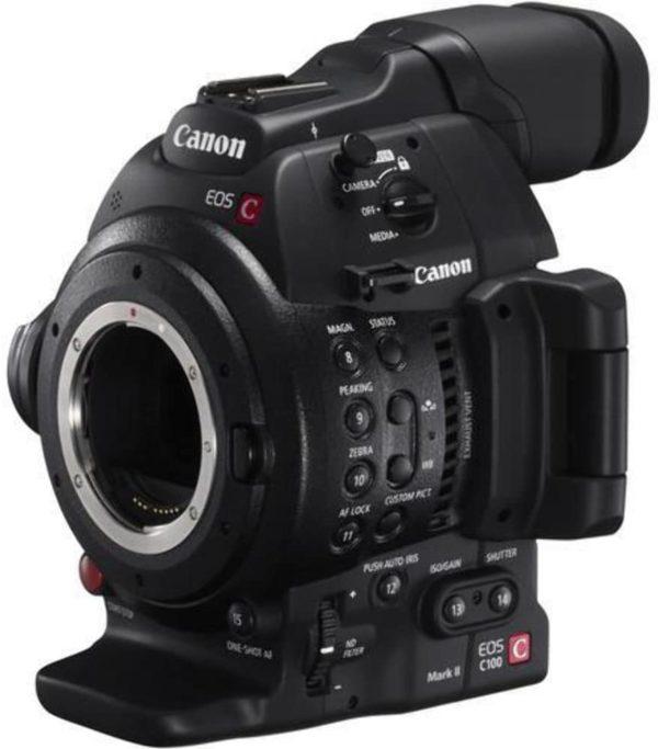 Canon Video Camera C100 Mark II