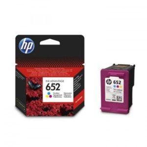HP 652B Original Ink Cartridges