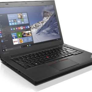 "Lenovo ThinkPad T470, i5-6200U 2.3GHz, 4GB, 500GB, Intel HD Graphics 520, Webcam, BT, 14""LCD, W7 Pro/W10 Pro-No CD or DVDRW"