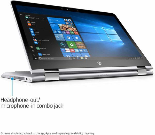 HP PAVILION X360 14-DH1014NIA CONVERTIBLE PC(3G02IEA)