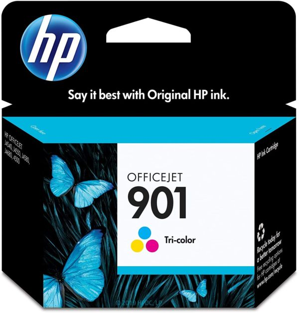 HP 901 Color Ink Cartridge CC656AN