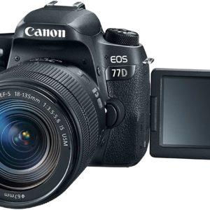 Canon EOS 77D Kit 18-135 USM