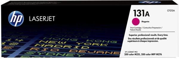 HP LaserJet 131A Magenta Toner Cartridge CF213A