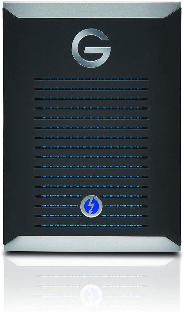 G-DRIVE Mobile Pro 1TB SSD Portable Professional Grade External Storage