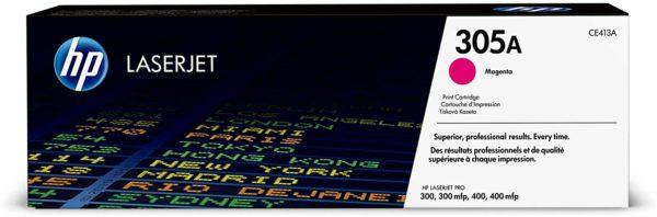 HP LaserJet 305A Magenta Toner Cartridge CE413A