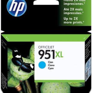 HP Original 951XL High Yield Cyan Ink Cartridge