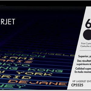 HP LaserJet 650A Black Toner Cartridge CE270A