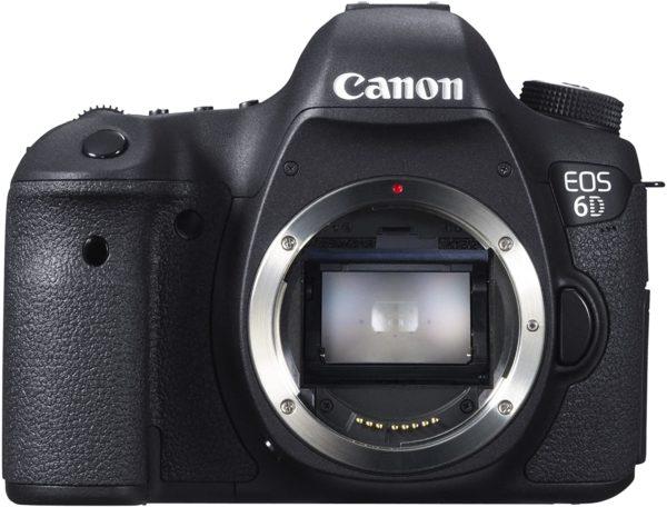 Canon EOS 6D Body Ordinary